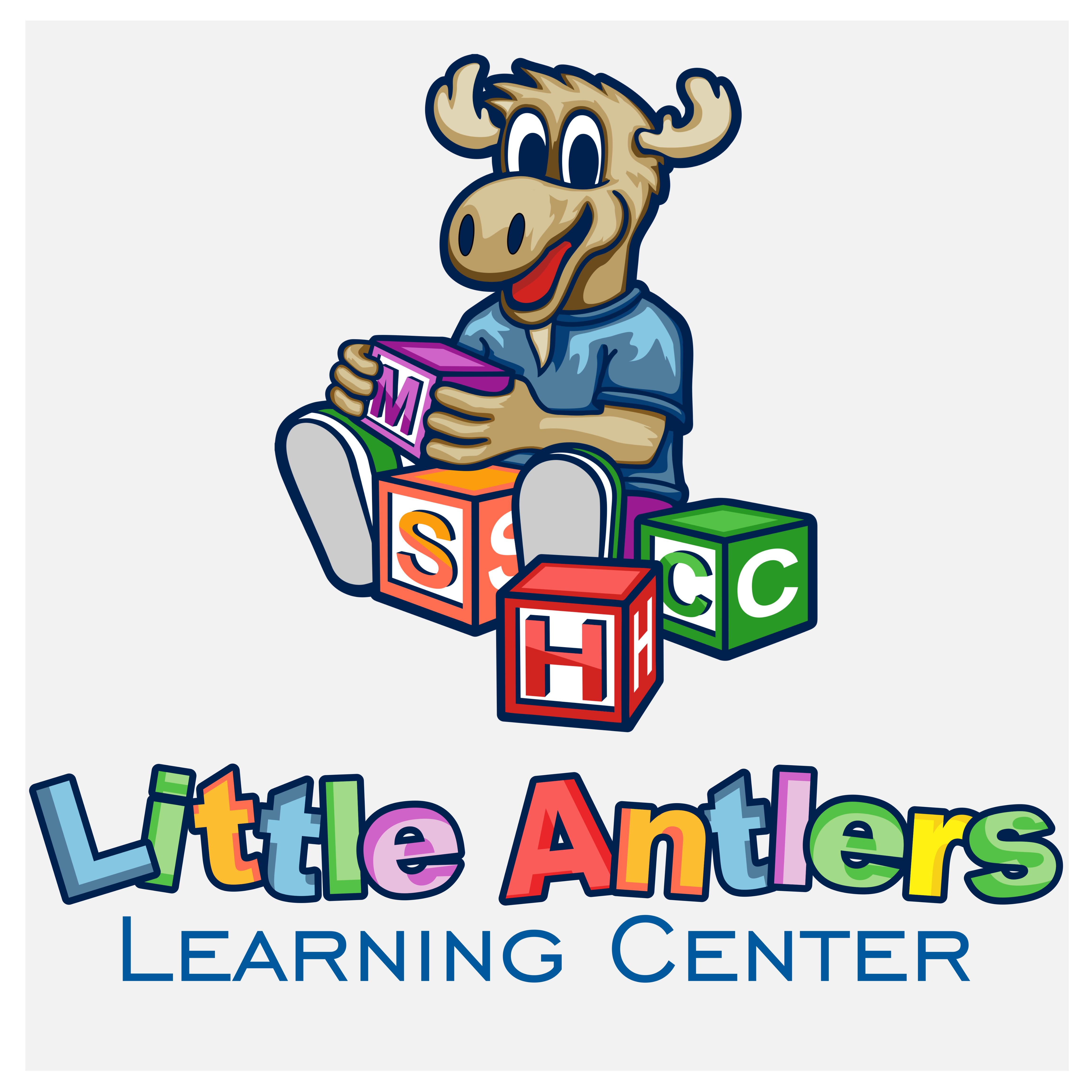 Little Antlers Learning Center Logo